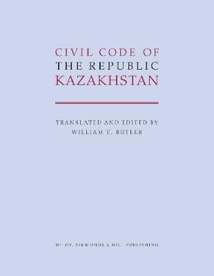 Civil Code of the Republic Kazakhstan