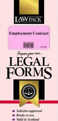 Employment Contract (SF209)