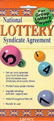 National Lottery Syndicate Agreement