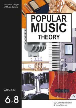 Popular Music Theory, Grades 6 to 8: Advanced Level