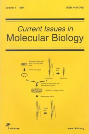 Current Issues in Molecular Biology: v. 1