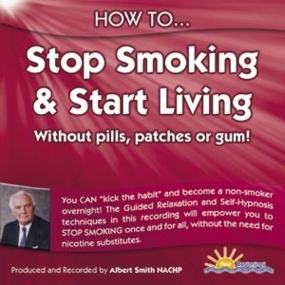 How to Stop Smoking and Start Living