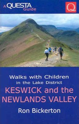 Walks with Children in the Lake District: Keswick and the Newlands Valley