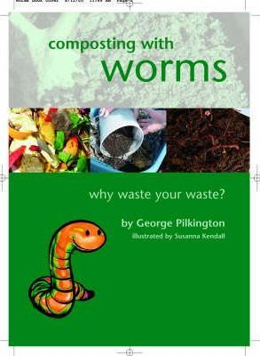 Composting with Worms Cover Image
