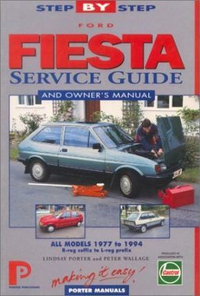 ford fiesta st owners manual