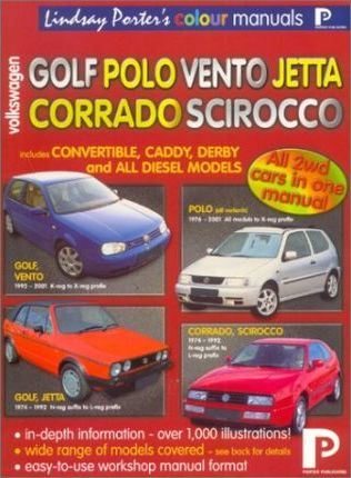 volkswagen golf workshop manual