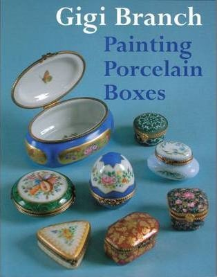 Painting Porcelain Boxes