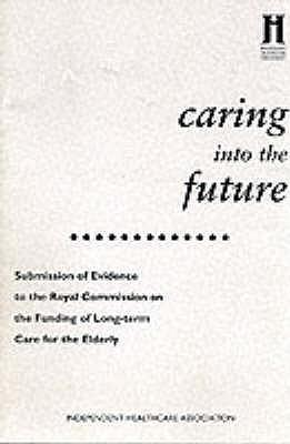 CARING INTO THE FUTURE : SUBMISSION OF E