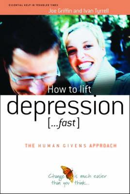 How to Lift Depression...Fast Cover Image