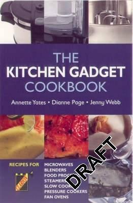 The Kitchen Gadget Cookbook
