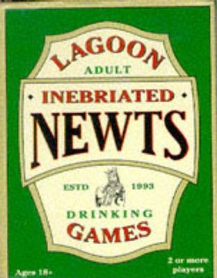 Inebriated Newts