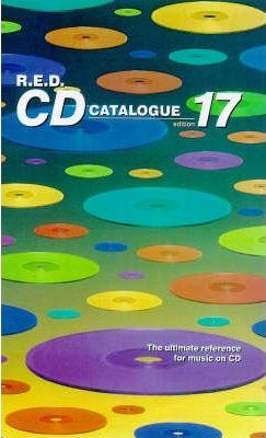 Retail Entertainment Data CD Catalogue