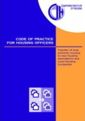 Code of Practice for Housing Officers