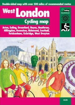 West London Cycling Map