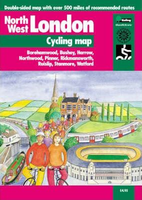 North West London Cycling Map