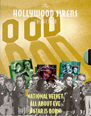 """Hollywood Sirens: """"National Velvet"""", """"Star is Born"""", """"All About Eve"""". Starring Elizabeth Taylor & Cast"""