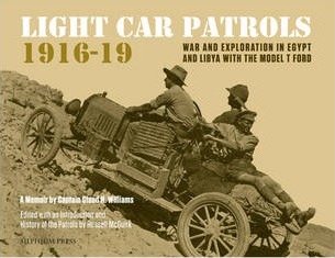 Light Car Patrols 1916-19