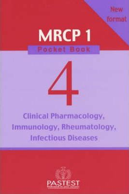 Clinical Pharmacology, Infectious Diseases, Rheumatology, Immunology