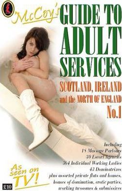 McCoy's Guide to Adult Services in Scotland, Ireland and the North of England: No. 1