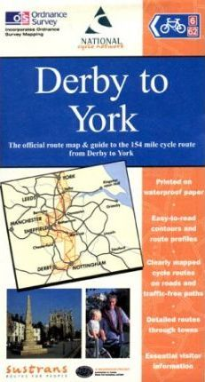 Derby to York Cycle Route