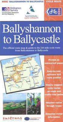 Ballyshannon to Ballycastle Cycle Route