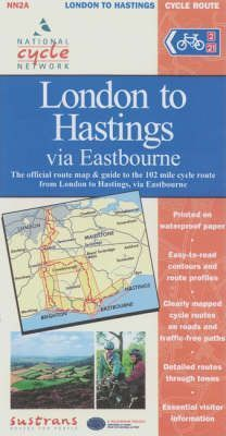 London to Hastings, Via Eastbourne, Cycle Route