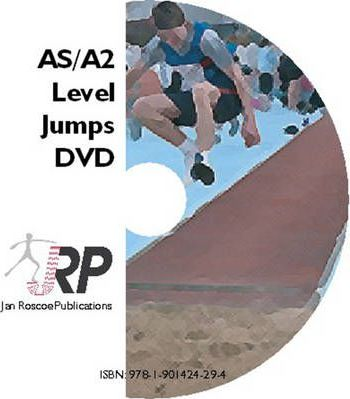 Athletics for A Level PE and Sports Studies - Jumps DVD