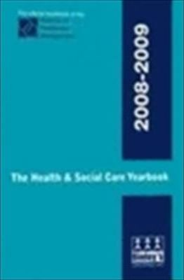 The Health and Social Care Yearbook 2008-2009
