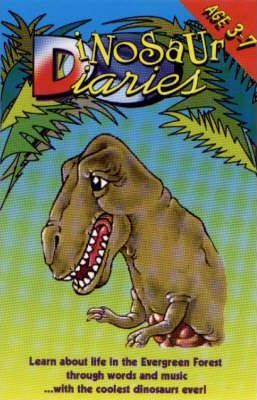 Dinosaur Diaries: Radical Rex/Mount Blowyourtop Explodes No. 1