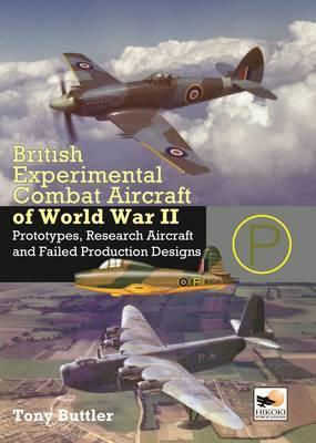 British Experimental & Prototype Aircraft of WWII