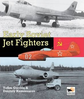 Early Soviet Jet Fighters