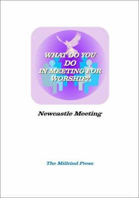What Do You Do in Meeting for Worship?