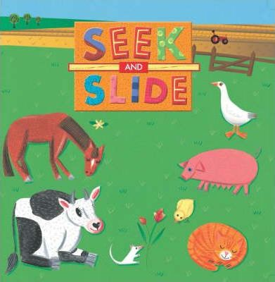 Seek and Slide on the Farm