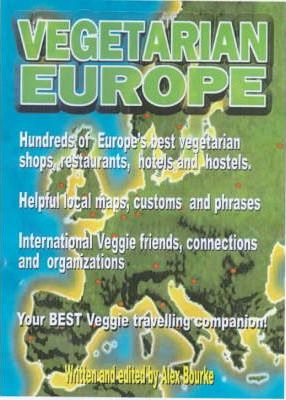 Vegetarian Europe  Over 300 Vegetarian Restaurants