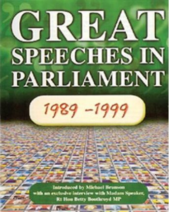 Great Speeches in Parliament 1989-1999: 10 Years of Mptv CD