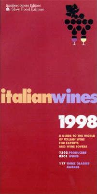 Slow Food Guide to Italian Wines