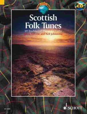 Scottish Folk Tunes : 69 Traditional Pieces for Cello, 69 Pieces Traditionnelles Pour Le Violoncelle, 69 Uberlieferte Musikstucke Fur Cello