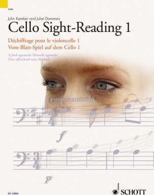 Cello Sight-Reading 1 : A Fresh Approach