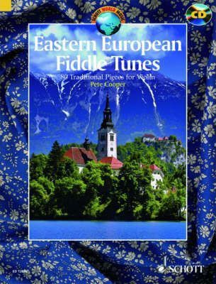 Eastern European Fiddle Tunes Cover Image
