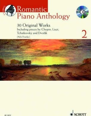 Romantic Piano Anthology 2 : 30 Original Works