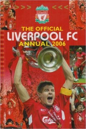 The Official Liverpool FC Annual 2006