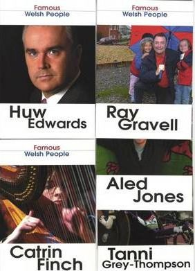 Famous Welsh People 2 (Set of 5)