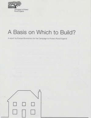 A Basis on Which to Build?