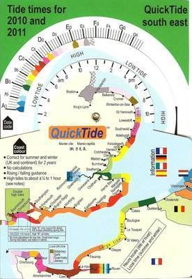 QuickTide South East 2010-2011