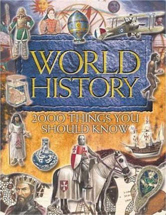 2000 Things You Should Know About World History : John