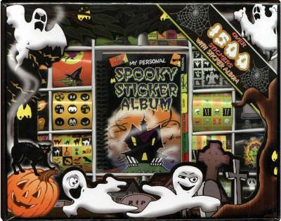 Spooky Sticker Gift Box Set (Large)