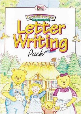 Goldilocks and the Three Bears Letter Writing Pack