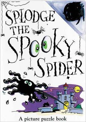 Splodge the Spooky Spider
