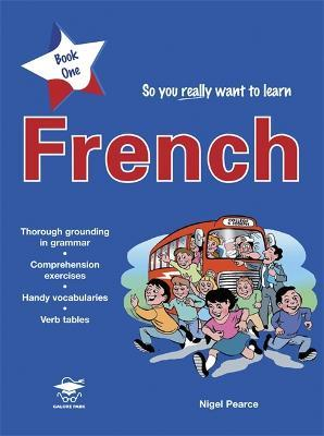 So You Really Want to Learn French Book 1 Cover Image