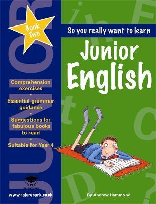Junior English Book 2 Andrew Hammond 9781902984810